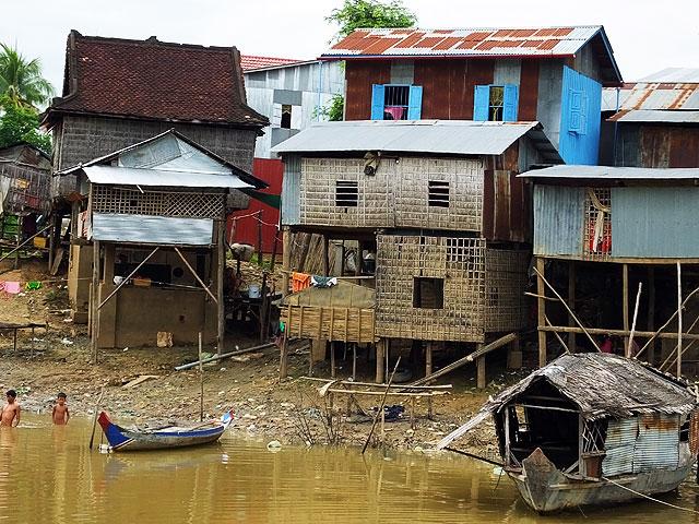 Départ de Battambang © Doré.Elisa