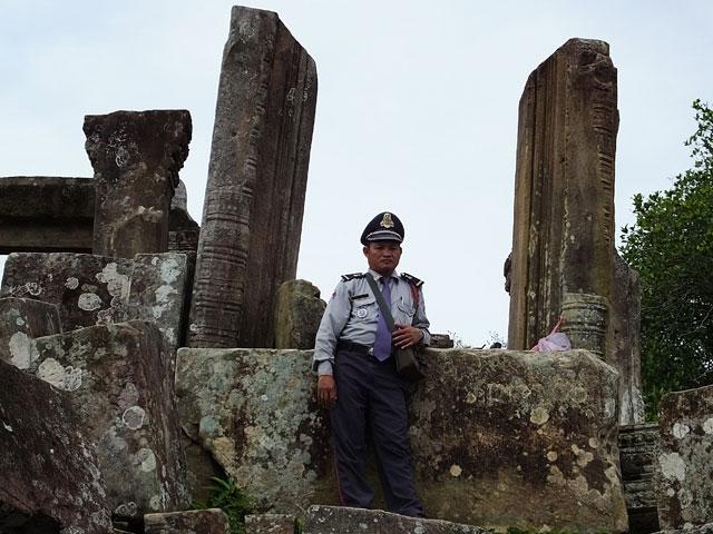 Preah Vihear, les temples perchés