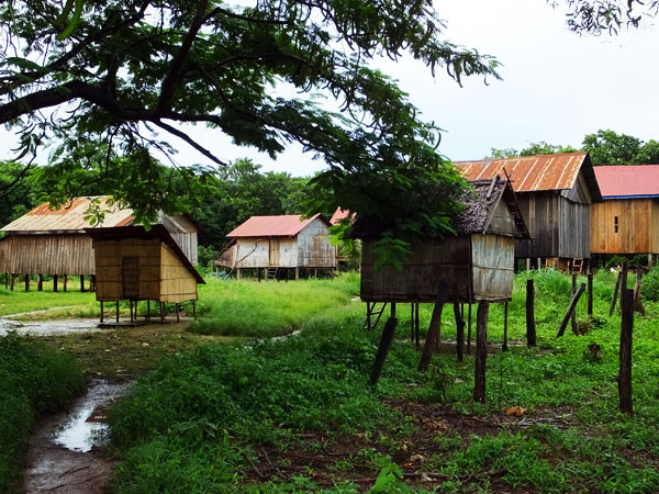 Village des minorités Kroengs © Doré Elisa