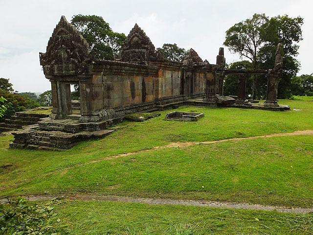 Gopura IV - Temple de Preah Vihear thailandaise © Doré Elisa