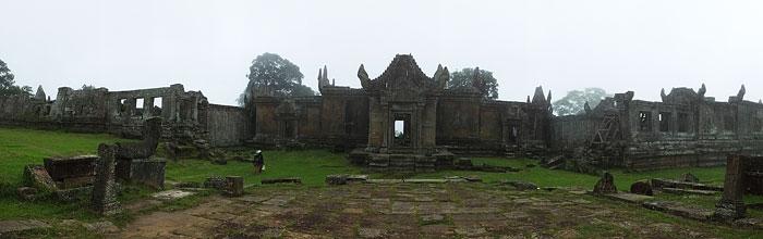 Gopura II - Temple de Preah Vihear thailandaise © Doré Elisa