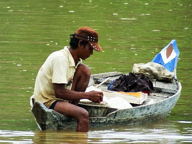 Pêcheur  © Doré.Elisa