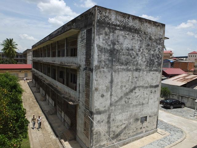 Prison de Tuol Sleng © Doré.Elisa