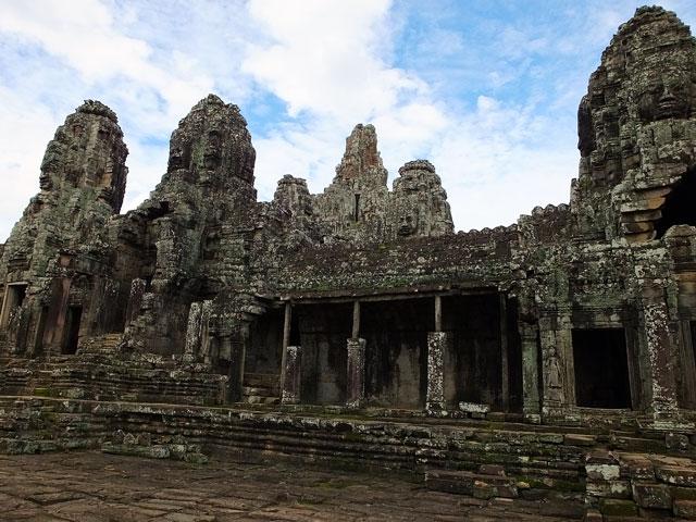 Angkor et les temples environs