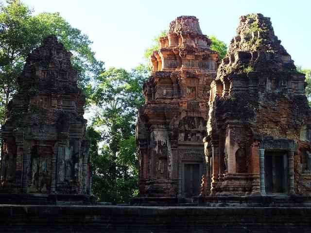 Le Preah Koh de Roluos ® Doré Elisa