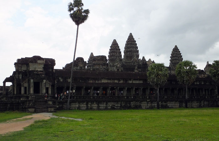L'incontournable Angkor Wat ® Doré Elisa