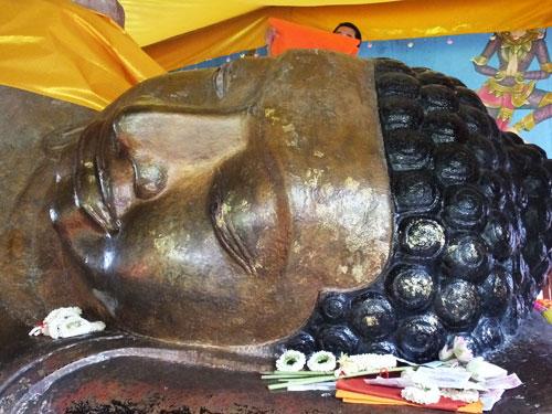 Grand Bouddha Phnom Kulen © Doré Elisa