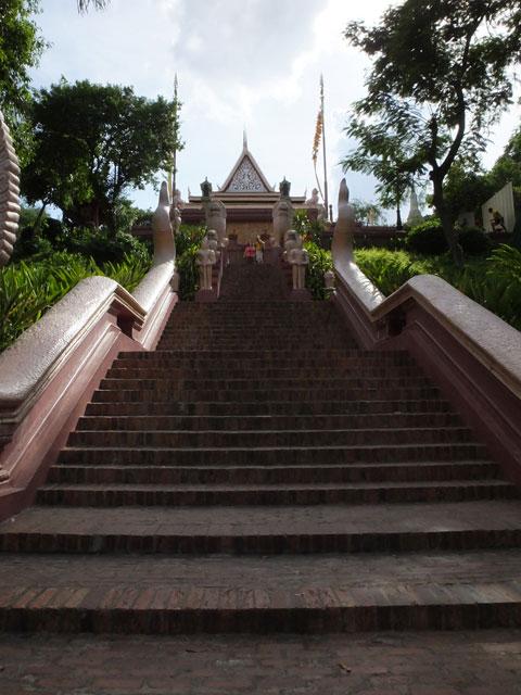 Temple de la Colline de Penh  © Doré.Elisa