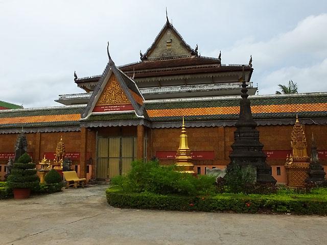 Pagode Preah Promre Roth © Doré Elisa