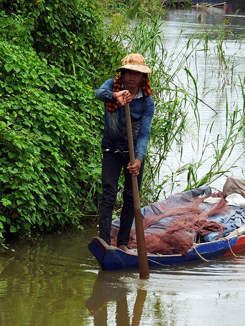 Jeune pêcheur © Doré.Elisa