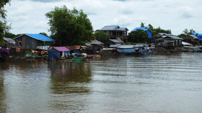 Village flottant  © Doré.Elisa
