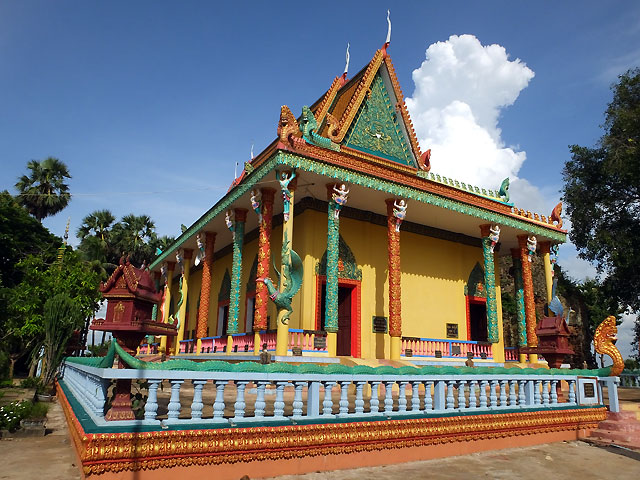 Wat Hanchey © Doré Elisa