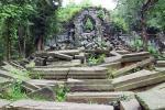 Entrée principale du Beng Melea