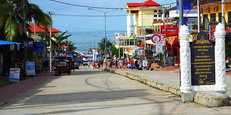 Ochheuteal Beach - Sihanoukville