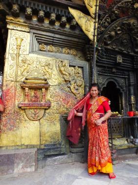 Seto Macchendranath temple - Dubar Square - Népal 2015 © Doré. Elisa