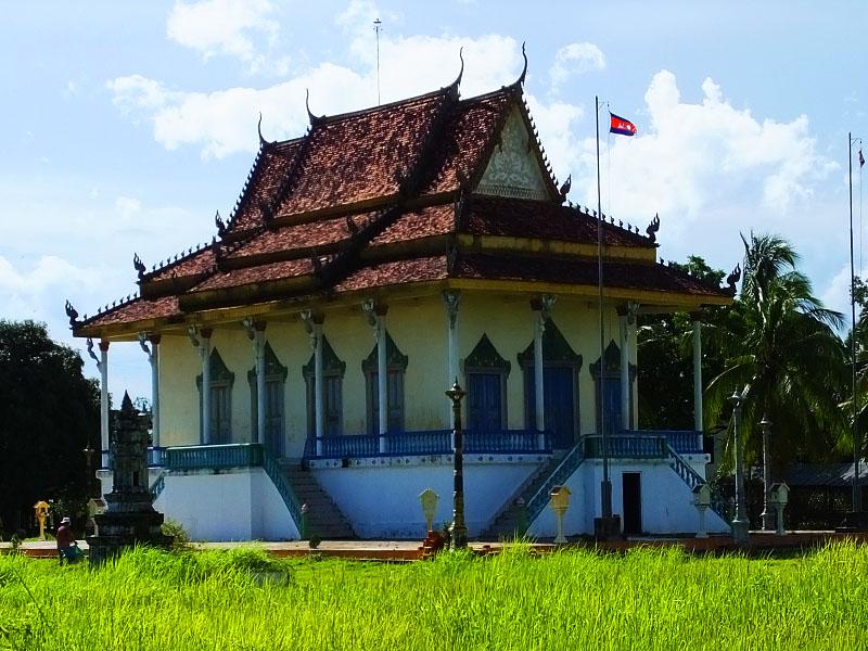 Pagode  Koh Trong