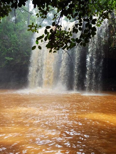 Cascade Ka Tieng - Ban Lung