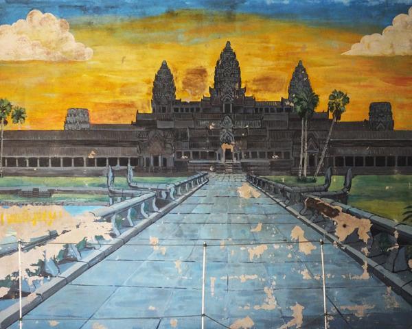 Angkor Wat - Along Veng