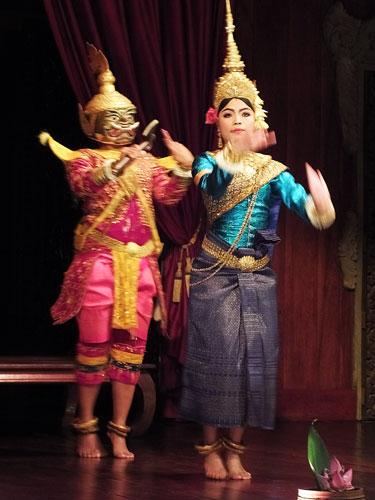 Danse de Mekhala