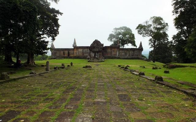 Gopura IV - Preah Vihear