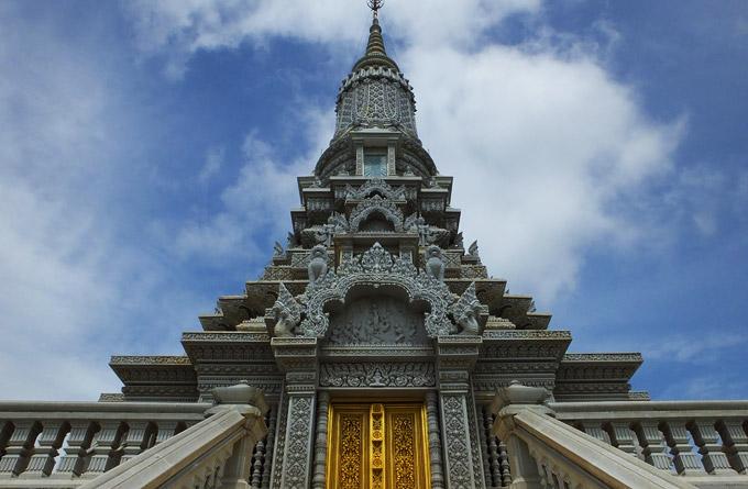 Des monuments d'une rare beauté - Udong