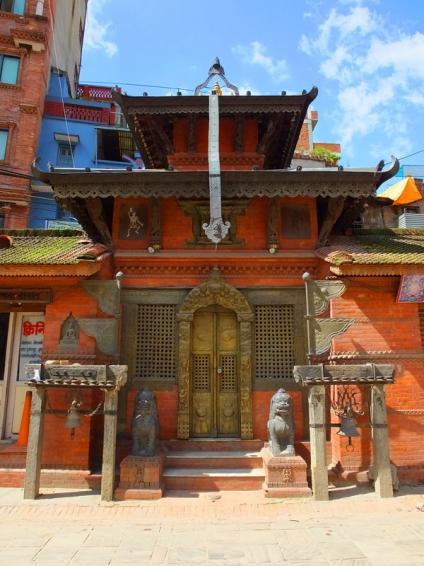 Temple Nateshwar - Dubar Square - Népal 2015 © Doré. Elisa