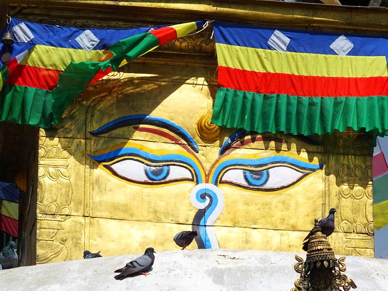 Kathesimbu stupa - Dubar Square