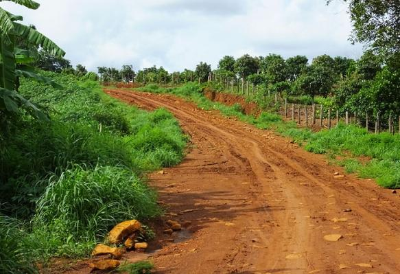Les paysages du Ratanakiri