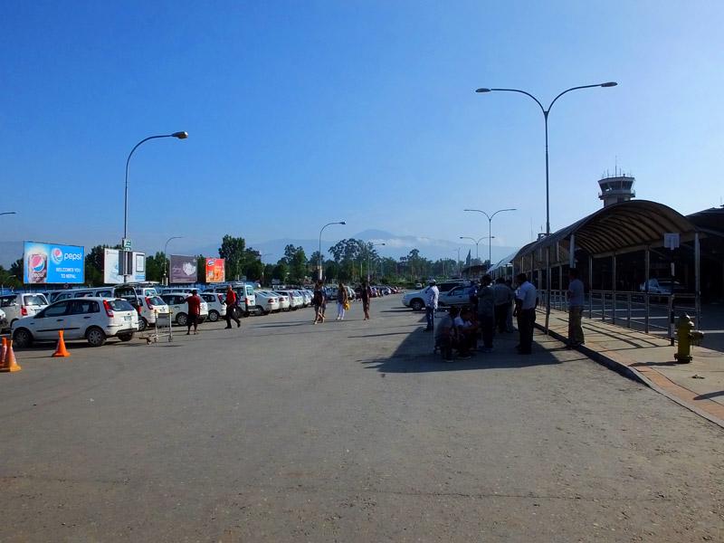Aéroport international Tribhuvan - Népal