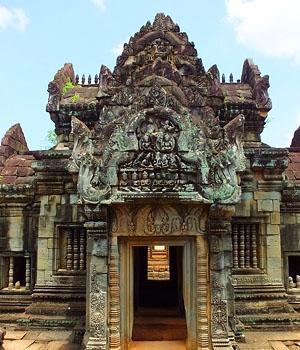 Cambodge - Banteay Samré