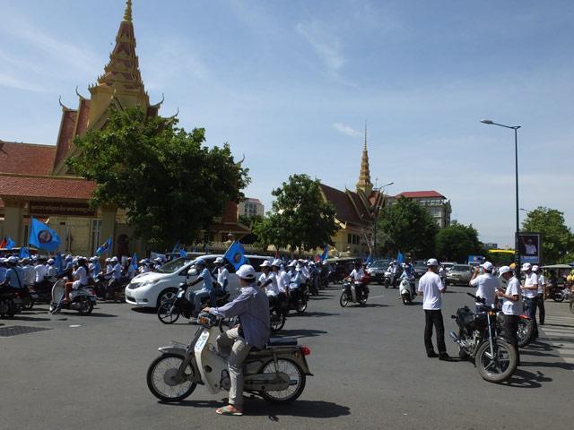 Elections législatives 2013 Phnom Penh