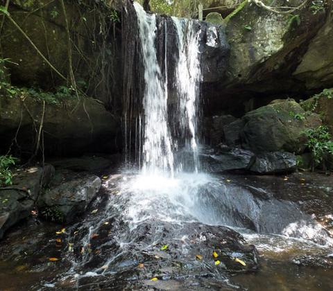 Cascade - Kbal Spean