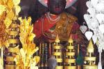 La Dame Noire de Sihanoukville