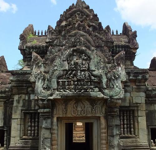 Sanctuaire de Banteay Samré