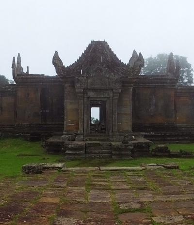 Gopura II - Preah Vihear