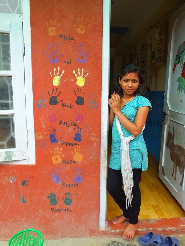 MSPN - Népal 2015 © Doré. Elisa