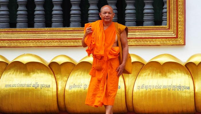 Pagode Preah Promre Roth - Siem Reap