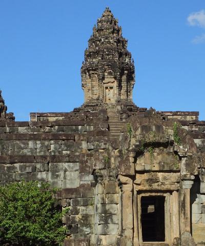 Temple de Bakong