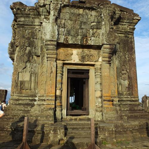 Sanctuaire central de Phnom Bakheng