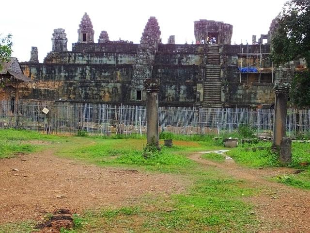 Sanctuaire central - Angkor Vat