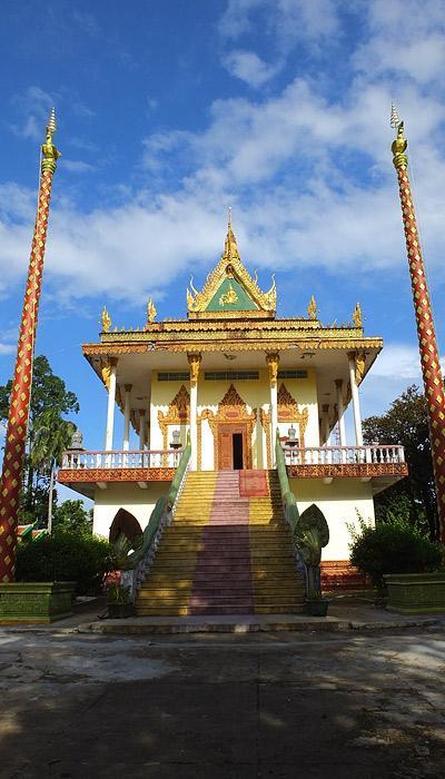 Wat Leu - Sihanoukville © Doré Elisa