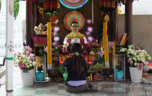 Autel de Madame Penh