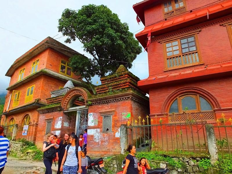 Temple Budhanilkantha- Népal 2015 © Doré. Elisa