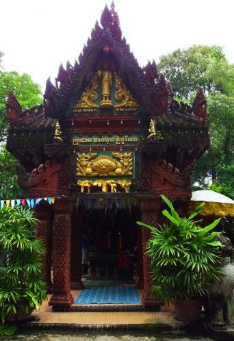 Temple de Phnom Kulen