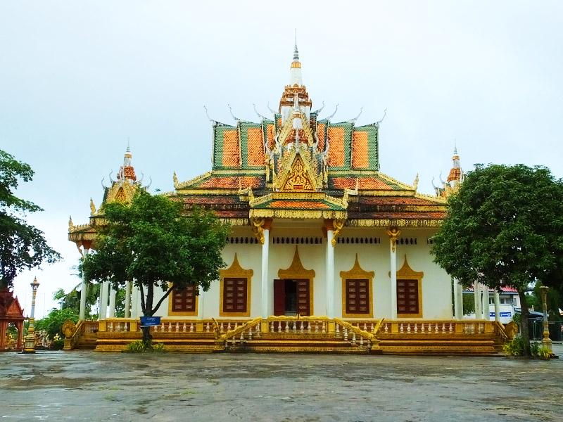 Vat Krom - Sihanoukville